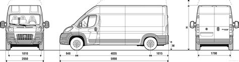 Fiat Dimensions by Ram Fiat Dimensions Ram Promaster Forum Cing Car