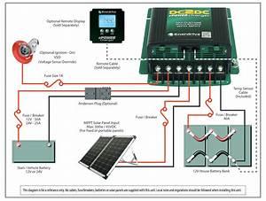 Enerdrive Dc2dc30 30 Amp Dc Dc Charger