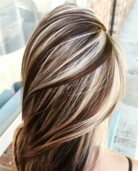 highlighted hair colors 25 best ideas about highlighted hair on brown