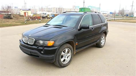 old car repair manuals 2002 bmw x5 navigation system 2002 bmw x5 e53 start up engine and in depth tour youtube