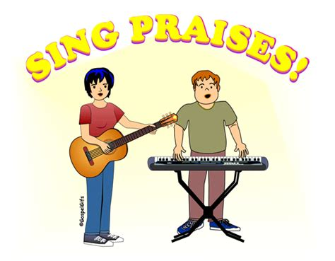 Singing Clip Art Free - Cliparts.co