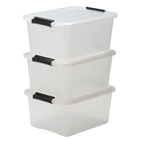 boite en plastique rangement pas cher boites rangement