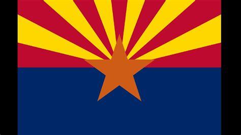 Arizona's Flag and its Story - YouTube