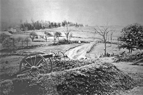 siege knoll 5x7 civil war photo barlow 39 s knoll after the battle