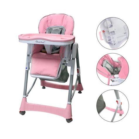 chaise haute r 232 glable pour b 233 b 233 achat vente
