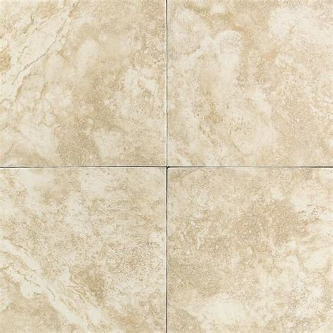 lowes flooring ceramic tile shop american olean 12 in x 12 in strathmore cream ceramic floor tile actuals 12 in x 12 in at