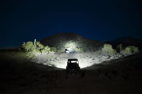 rigid industries releases  radiance   scene lights outdoorx