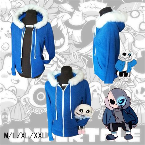 baju cross free shipping undertale sans papyrus hoodie coat