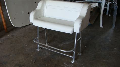 center console leaning post seat  sale  hull