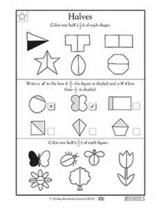 math for fourth graders free 1st grade math worksheets halves greatschools