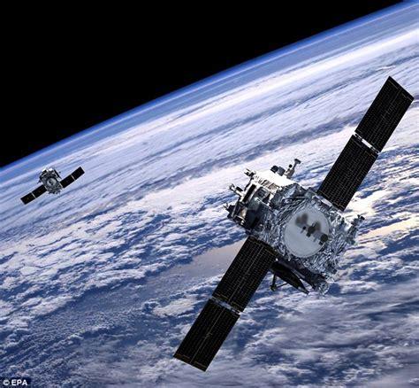 Nasa Stereo Satellites Picture