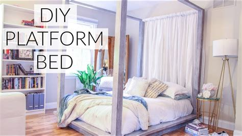 diy  poster bed part    decorate bedroom