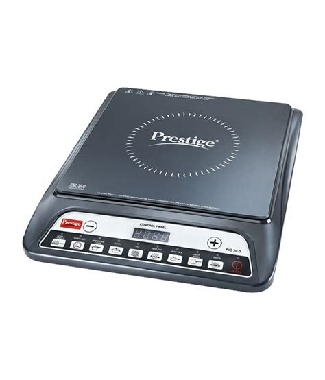 Prestige PIC   20.0 Induction cooktop Price in India   Buy