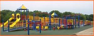 Accessible Playgrounds in Wisconsin   Accessible Playgrounds