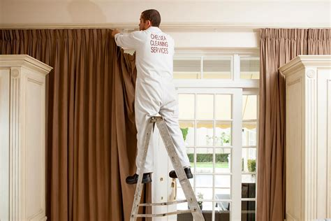 Curtain Cleaning Cape Town  Chelsea Cleaning