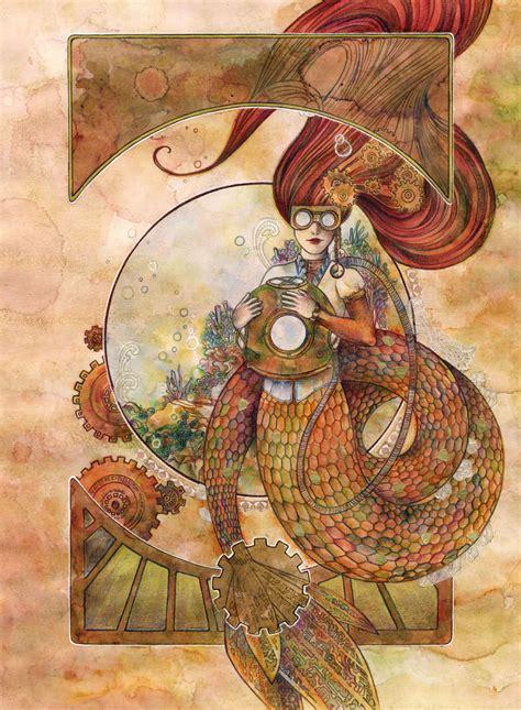 Arte Conceptual Steampunk Steampunk Revolution