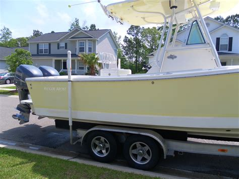 Boat Cushions Charleston Sc by Sold 2004 Regulator 26fs With F225s Price Reducred