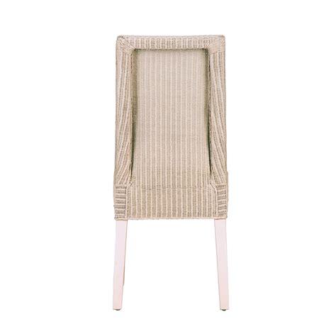 inadam furniture lloyd loom monaco dining chair canvas