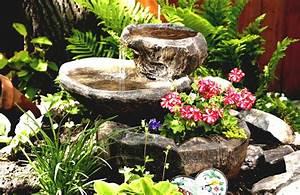 Diy Garden Fountain Type : Great Home Decor - Cozy Corner