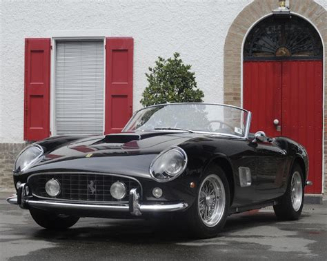 Cars Posters 250gt classic car posters 250gt swb california spyder
