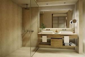 Salle De Bain Originale : beautiful salle de bain moderne zen pictures amazing house design ~ Preciouscoupons.com Idées de Décoration