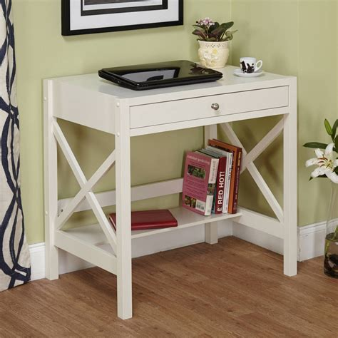 small computer desk with printer shelf office furniture throughout small computer desk with