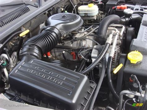 Dodge 5 9 Ohv Engine Diagram by 2000 Dodge Durango Slt 5 9 Liter Ohv 16 Valve V8 Engine