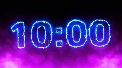 Countdown Minute Electric Timer Down Count October