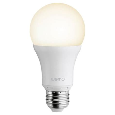 buy belkin wemo smart led bulb fit from our all