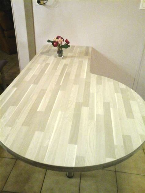 table de cuisine sur mesure une cuisine sur mesure réalisée par simon mage