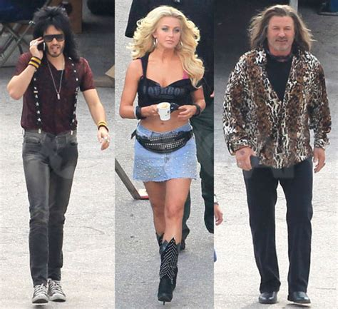 russell brand rock of ages alec baldwin julianne hough russell brand pictures on