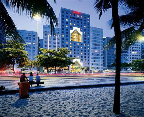 Rio de Janeiro's JW Marriott Sells for $47 Million - WORLD ...