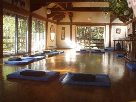 A Zen Meditation Room