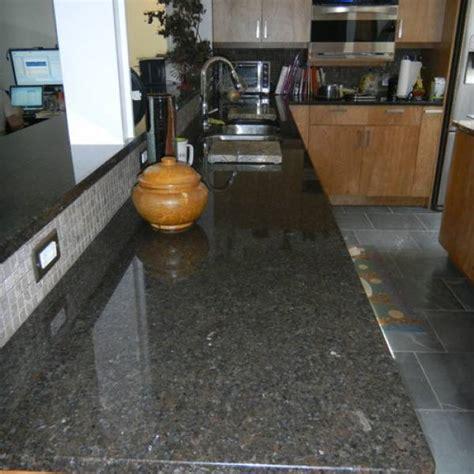 Coffee Brown Granite  2 Cm