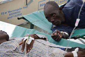 Thousands At Risk Of Cholera In Violence