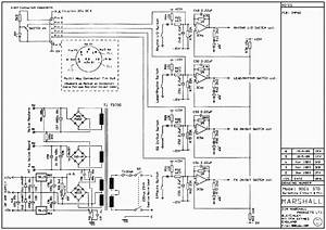 Solved  I Need The Schematics For A Marshall Mg30dfx