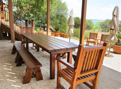 Picnic Style, Dining Rooms And Picnic Tables On Pinterest