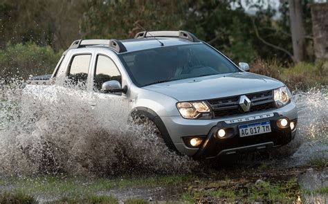 Renault Oroch 2019 by Renault Duster Oroch 4x4 Fotos E Detalhes Argentina