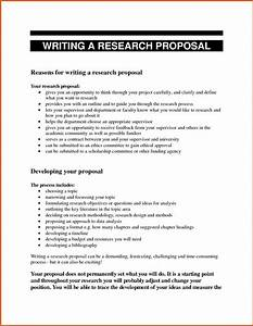 Developing A Research Proposal Nursing Dissertation Proposal Example