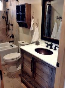 rustic bathroom ideas for small bathrooms 25 best ideas about small cabin bathroom on cabin bathrooms small cabin decor and