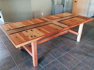 California Redwood Table By JDWilliams