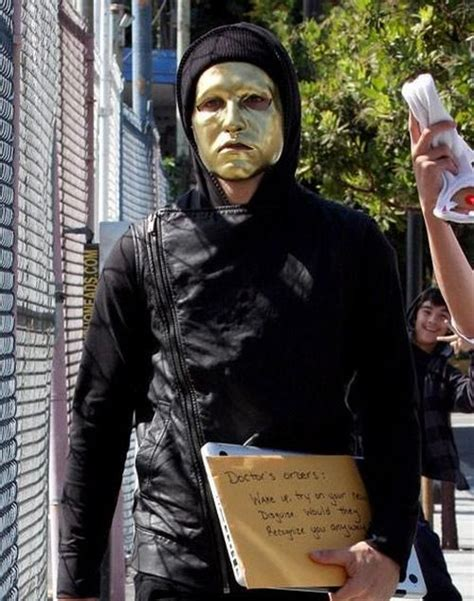 disguises celebrities ridiculous celebrity travers mary hilton paris famous towleroad masked acidcow