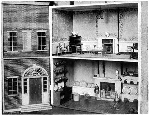 victorian dollhouse  miniatures