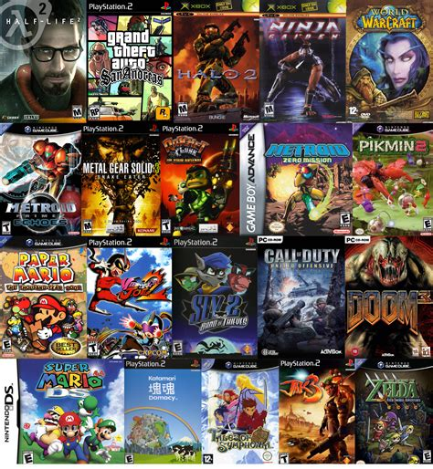 Some Of The Best Of 2004 Gaming