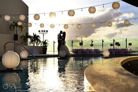 Beach Palace Cancun Wedding