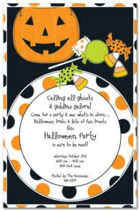 Halloween Potluck Invitation Ideas by Halloween Potluck Invitation Wording Iidaemilia Com