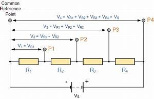 Potential Difference and Resistor Voltage Division