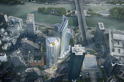 alto  skyscraper center