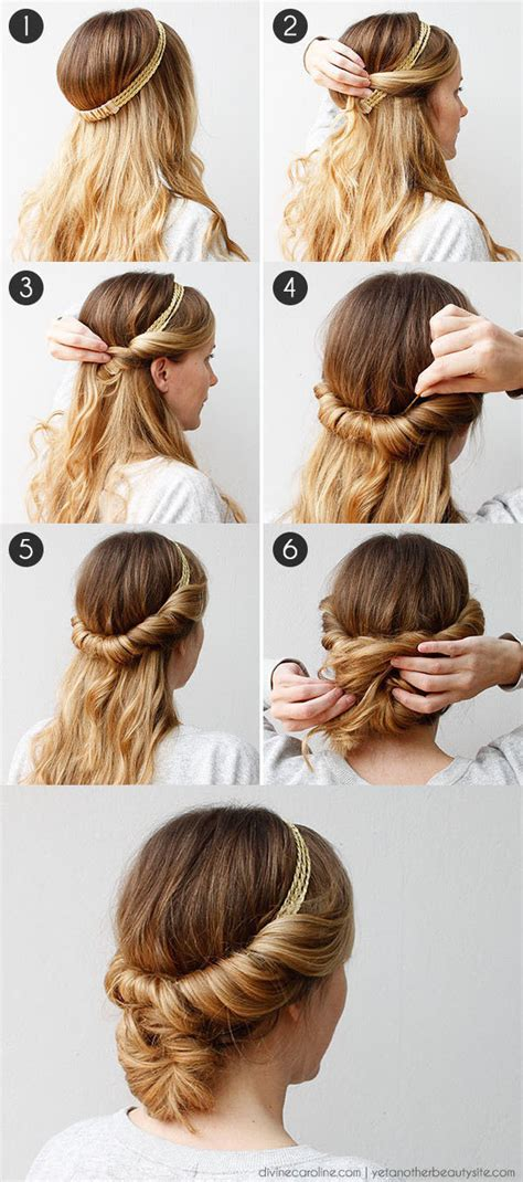 Easy Hairstyles For by 20 Easy Hairstyles For Who Ve Got No Time 7 Is A