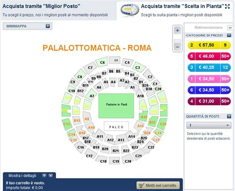 Roma Palalottomatica Martedì 9 aprile 2013 Rockmoda